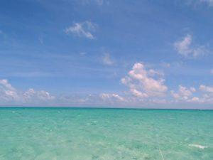 幻の島 海