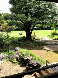 岩崎邸庭園1